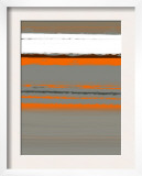Abstract Orange 2