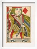 Jack of Diamonds Card