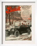 Buick Division of General Motors  Magazine Advertisement  USA  1910