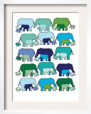 Cool Elephant Pattern