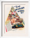 Chrysler Imperial  Magazine Advertisement  USA  1928