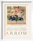 Arrow  Magazine Advertisement  USA  1929