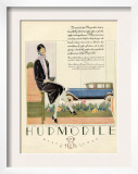 Hupmobile  Magazine Advertisement  USA  1929
