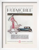 Hupmobile  Magazine Advertisement  USA  1926