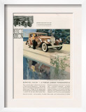 Pierce Arrow  Magazine Advertisement  USA  1931