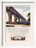 Cadillac La Salle  Magazine Advertisement  USA  1928