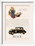 Buick  Magazine Advertisement  USA  1929