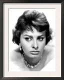 Sophia Loren  Portrait from 1959