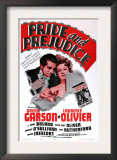 Pride and Prejudice  Laurence Olivier  Greer Garson  1940