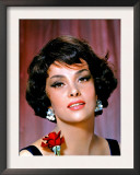 Gina Lollobrigida  Late 1950s-Early 1960s