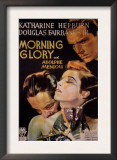Morning Glory  Adolphe Menjou  Katharine Hepburn  Douglas Fairbanks  Jr  1933