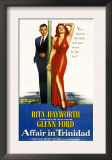 Affair in Trinidad  Glenn Ford  Rita Hayworth  1952