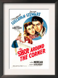 Shop around the Corner  Margaret Sullavan  James Stewart  1940