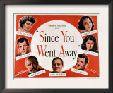 Since You Went Away  Claudette Colbert  Joseph Cotten  Monty Woolley  and Lionel Barrymore  1944