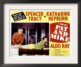 Pat and Mike  Spencer Tracy  Katharine Hepburn  1952