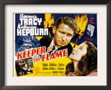 Keeper of the Flame  Spencer Tracy  Katharine Hepburn  1942