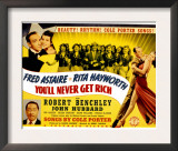 You'll Never Get Rich  Fred Astaire  Rita Hayworth  Robert Benchley  1941