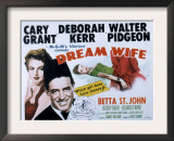 Dream Wife  Deborah Kerr  Cary Grant  Betta StJohn  1953