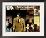 To Kill a Mockingbird  Gregory Peck  Mary Badham  Philip Alford  1962