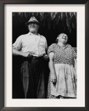 Mr and Mrs Andrew Lyman  Polish Tobacco Farmers  Windsor Locks  Connecticut  September  1940