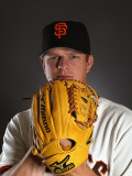San Francisco Giants Photo Day  SCOTTSDALE  AZ - FEBRUARY Matt Cain 18
