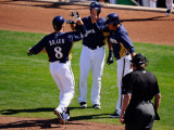 Colorado Rockies v Milwaukee Brewers  PHOENIX  AZ