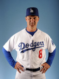 Los Angeles Dodgers Photo Day  GLENDALE  AZ - FEBRUARY 25: Don Mattingly