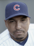 Chicago Cubs Photo Day  MESA  AZ - FEBRUARY 22: Carlos Zambrano