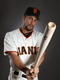 San Francisco Giants Photo Day  SCOTTSDALE  AZ - FEBRUARY 23: Andres Torres
