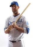 Kansas City Royals Photo Day  SURPRISE  AZ - FEBRUARY 23: Alex Gordon