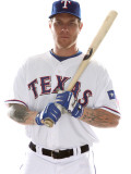 Texas Rangers Photo Day  SURPRISE  AZ - FEBRUARY 25: Josh Hamilton