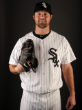 Chicago White Sox Photo Day  GLENDALE  AZ - FEBRUARY 26: John Danks