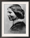 Clara Barton  American Humanitarian  and Founder of the American Red Cross  1880