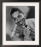 Dizzy Gillespie  African American Jazz Trumpeter  1955