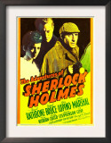 The Adventures of Sherlock Holmes  Ida Lupino  Alan Marshal  Basil Rathbone  1939