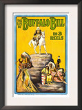 Life of Buffalo Bill  Early Documentary of the Legendary Westerner  1912