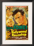 Hollywood Roundup  Helen Twelvetrees  Buck Jones  1937