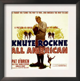 Knute Rockne-All American  Pat O'Brien  1940