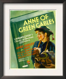 Anne of Green Gables  Anne Shirley on Window Card  1934