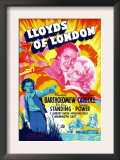 Lloyds of London  Tyrone Power  Madeleine Carroll  Freddie Bartholomew  1936