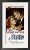 Random Harvest  Greer Garson  Ronald Colman  1942