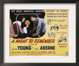 A Night to Remember  Loretta Young  Brian Aherne  1942