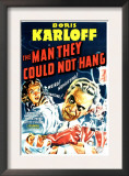 The Man They Could Not Hang  Boris Karloff  Lorna Gray  Robert Wilcox  1939