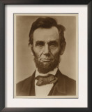 Abraham Lincoln in the Classic Portrait by Alexander Gardner of November 15  1863