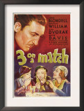 Three on a Match  Warren William  Bette Davis  Joan Blondell  Ann Dvorak  1932