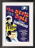 The Devil Doll  Lionel Barrymore (In Drag)  Frank Lawton  Maureen O'sullivan  1936