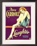 Laughter  Nancy Carroll on Window Card  1930