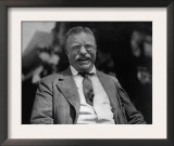 Theodore Roosevelt  Photo by Charles Duprez 1912