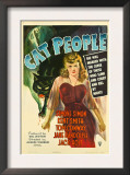 Cat People  Simone Simon  1942