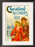 Cheating Blondes  1933